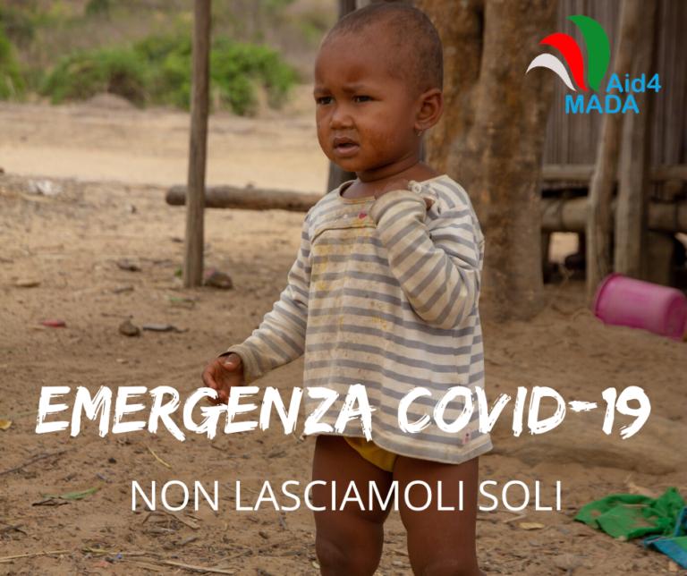 EMERGENZA COVID-19 MADAGASCAR