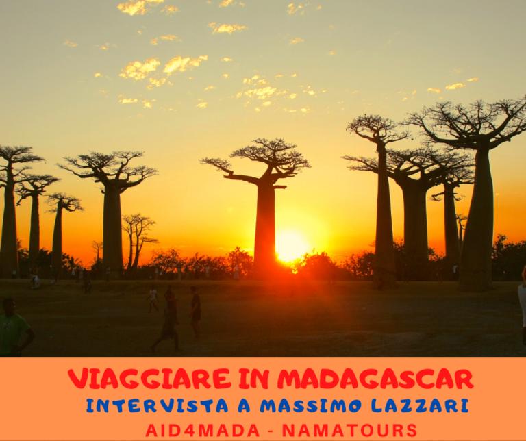 Intervista a Massimo Lazzari su Travel Lab | 17 aprile 2020