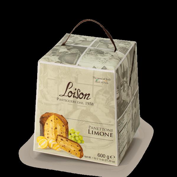 Panettone Limone 600