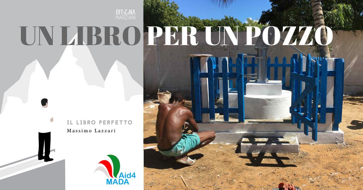 aid4mada iniziativa un libro per un pozzo